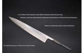 Wa-Sujihiki White#2 Steel