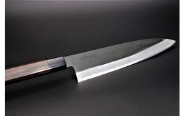 Gyuto White#2 Steel Authentic Kurouchi