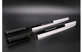 Sword Type Sakimaru White#2 Mono Steel